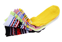 chaussettes Photographie stock