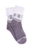 Chaussettes de coton Photo stock
