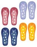 chaussons Photographie stock libre de droits