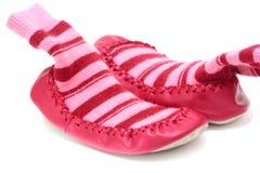 chaussons photo stock