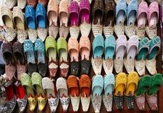 Chaussons arabes Photo stock