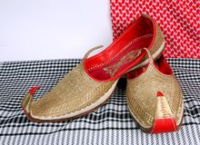 Chaussons arabes Image stock