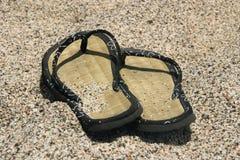 Chaussons d'été Images stock