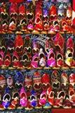 Chaussons turcs Photo stock