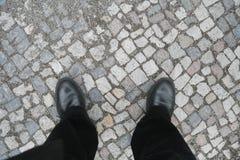 Chaussure photographie stock