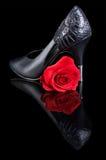Chaussure chaude Photographie stock libre de droits
