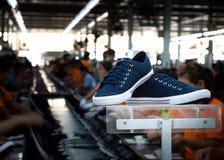 Chaussure d'espadrille Images libres de droits