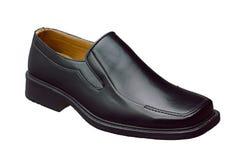 Chaussure d'homme Photographie stock libre de droits