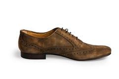 Chaussure d'homme Photos libres de droits