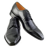 Chaussure d'homme Image stock