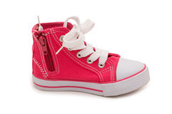 chaussure d'isolement sportive photographie stock