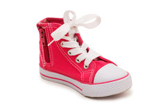 chaussure d'isolement sportive image stock