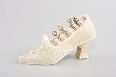 chaussure de bijou Photo libre de droits