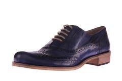 Chaussure de brogue Photographie stock