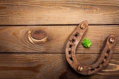 Chaussure de cheval photographie stock libre de droits