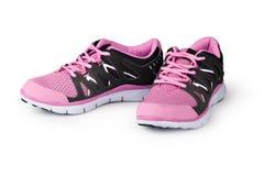 Chaussure de course Photo stock