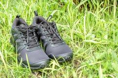 Chaussure de course de chaussures Photos stock
