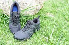 Chaussure de course de chaussures Photographie stock libre de droits