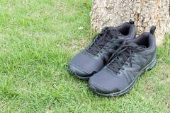 Chaussure de course de chaussures Photo stock