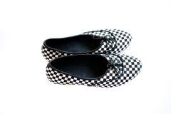 Chaussure de femme Photographie stock libre de droits