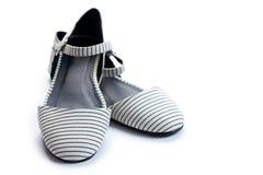 Chaussure de femmes Photo libre de droits