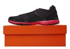Chaussure de forme physique de sport Image libre de droits