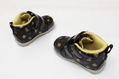 Chaussure de gosse Photos stock