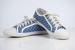 Chaussure de point de polka photos libres de droits