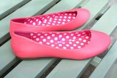 Chaussure de Slip-on Images libres de droits