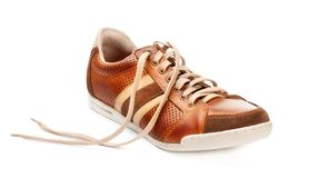 Chaussure de sport Photos stock