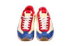Chaussure de sport d'isolement Images stock