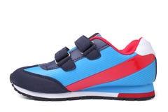 Chaussure de sport de bébé Photographie stock libre de droits