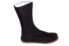 Chaussure de Tabi pour le ninja Images libres de droits
