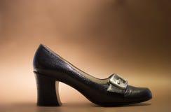 chaussure des années 60 Images stock