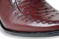 Chaussure en cuir Image libre de droits