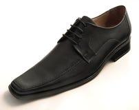 Chaussure en cuir Photos stock