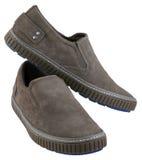 Chaussure en cuir Photo libre de droits