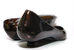 Chaussure moderne de femmes Images stock