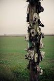 Chaussure Polonais Images libres de droits
