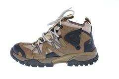 Chaussure pour le trekking et la hausse photographie stock libre de droits