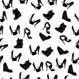 Chaussure réaliste de dames Images stock