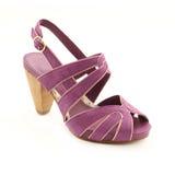 Chaussure rose de femme Images stock