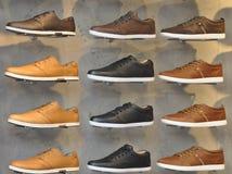 Chaussures à vendre Photos libres de droits