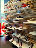 Chaussures à vendre Image libre de droits