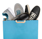 Chaussures Photographie stock