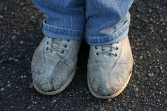 Chaussures Photo libre de droits