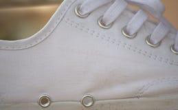 Chaussures, chaussure, chaussures, chaussures de toile de botte, espadrilles Image libre de droits
