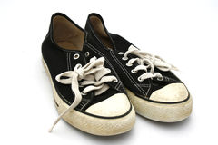 Chaussures confortables Photo stock
