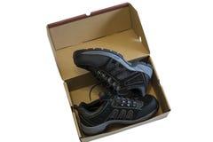 Chaussures courantes de sport Photo stock