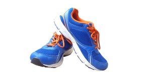Chaussures courantes de sports Photo libre de droits